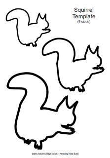 Squirrel Templates