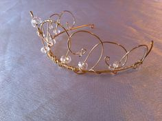 wire crown!