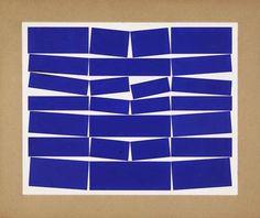 Lightbox: helio oiticica & lygia clark, from radical geometry exhibition, royal academy of art, 2014