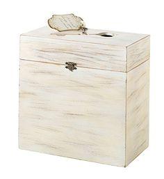 """Lillian Rose Wooden Key Card Box, 10 x 10 x 5.25"""" Lillian... https://www.amazon.com/dp/B00WU202HW/ref=cm_sw_r_pi_dp_x_PVDfzbBKQTNHJ"""