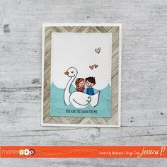 Avery Elle Swan Stamp Set