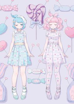 Sweet Lolita Art
