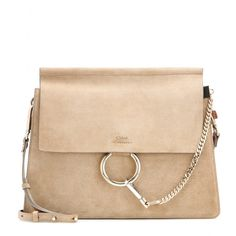 Chloé Faye Shoulder Bag, $1890; mytheresa.com     - ELLE.com