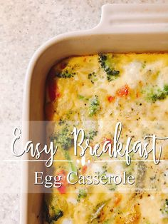 Easy Breakfast Egg C