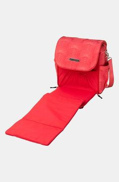Perfect diaper bag! Petunia Pickle Bottom 'Boxy' Backpack Diaper Bag | Nordstrom