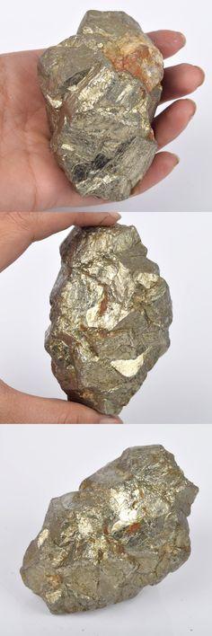 Pyrite 181096: Natural Peru Golden Pyrite Egl Certified 603.50 Ct. Rough Loose Gemstone U-4415 -> BUY IT NOW ONLY: $32.99 on eBay!