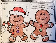 FREE color by number! Check out Polar Express and get into the spirit of the holidays!