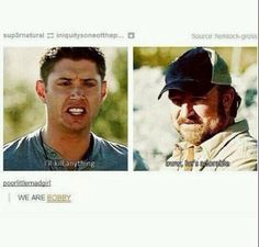 we are Bobby Singer (4x06)