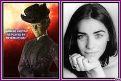Aug 2012. DOCTOR Who star Neve McIntosh will need to eat her words after being snapped on the set of Doctor Who.
