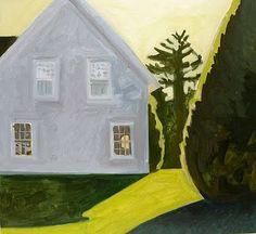 pinkpagodastudio: Inspiration: American Modernist Painter, Lois Dodd