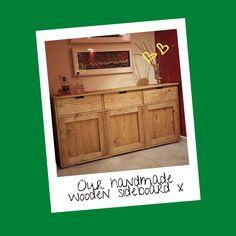 Marc's Wood Bespoke Joinery - custom handmade furniture from natural wood Handmade Furniture, Wooden Furniture, Rustic Style, Modern Rustic, Rustic Farmhouse Furniture, Wood Joinery, Somerset, Sideboard, Cupboard