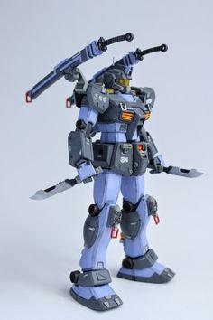 MG 1/100 GM Kai - Customized Build