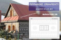Ways Of Learning, Learning Activities, Montessori, Mesto, Homeschool, Floor Plans, Folk, Crafts, Geography