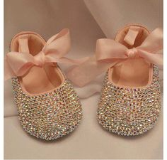 Items similar to Pink Baby Shoes Rhinestone Shoes Swarovski Baby Shoes Crystal Shoes on Etsy Baby Girl Shoes, My Baby Girl, Baby Love, Girls Shoes, Pretty Baby, Cute Kids, Cute Babies, Baby Kids, Baby Girl Fashion