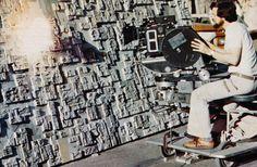 Star Wars (1977). George Lucas Cinematography: Gilbert Taylor