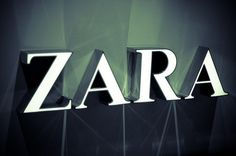 "Be able to buy Clothes from ZARA without considering the price ""Low cost but high fashions"""