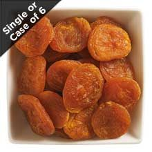 Dried Whole Apricots