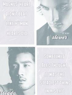 Magnus and Alec <3