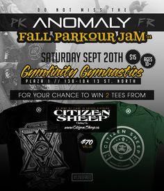 Anomaly Parkour, Lethbridge, Alberta Canada Live Free, Parkour, Clothing Co, Alberta Canada, Advertising, Tees, T Shirts, Tee Shirts, Teas