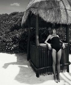 Constance Jablonski by Nagi Sakai for Harper's Bazaar Spain May 2015poses.moda
