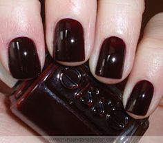 Essie- Wicked --- love this color for fall