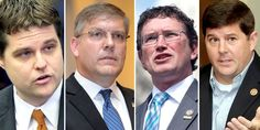 Enemies of the People!! These 4 Koch-Funded Congressmen Are Behind the Bill to Abolish the EPA
