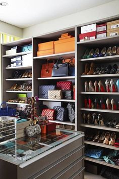 10 of the Most #Beautiful Walk-in #Closets Found on #Pinterest ...