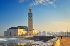 Fans of architecture will be in heaven at the sight of the mix of Moorish style and European art deco buildings in Casablanca