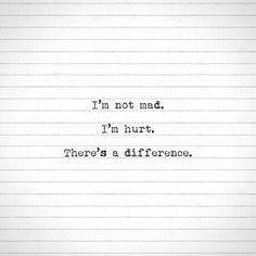 There's a difference.
