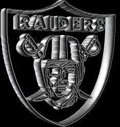 Raiders go round Raiders Vegas, Raiders Stuff, Raiders Baby, Raiders Wallpaper, Donk Cars, Oakland Raiders Football, Raider Nation, Win Or Lose, Nfl