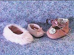 """18"""" doll shoe pattern"""