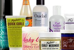 Top 10 Curl-Defining Products -- Make your curls and coils POP with our top defining product picks. #curlyhair #naturalhair http://www.naturallycurly.com/curlreading/curly-hair/top-10-curl-defining-products