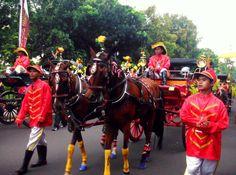 Kirab budaya #indonesiaculture