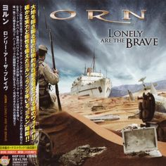 Jorn - (Jorn Lande with Russell Allen & Trond Holter) - Discography  (2000 - 2016)