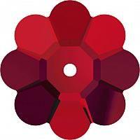 Swarovski® Crystals FLOWER 3700 6mm Light Siam 12 Kč