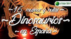 Thursday, Nov. 23, 2017: El portal web La Espiga Digital, incluye una noticia sobre museos de dinosaurios en España. Emprendemos un viaje, para nosotros, habitual por nuestra geografía, pero muy inusual en el tiempo. Vamos a…