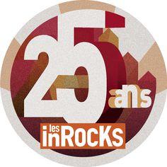 "Projet sticker ""25 ans des Inrocks""  © 2011"