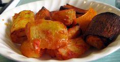 Chachi's Kitchen: Roast Winter Vegetables with Tandoori Masala