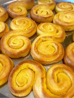 Snilleskök Bagan, Fika, Onion Rings, Christmas Baking, Muffins, Bakery, Sweets, Ethnic Recipes, Advent
