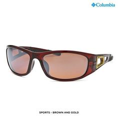 Columbia Men's Sports Sunglasses - Assorted Styles at 80% Savings off Retail!