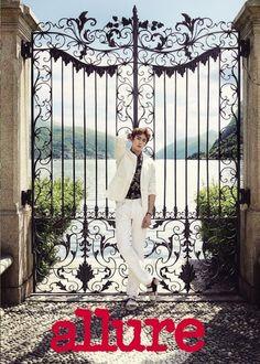 Nichkhun for Allure Korea Taecyeon, Cnblue, Tvxq, Jay Park, Ft Island, Ailee, Brown Eyed Girls, K Pop Star, Block B