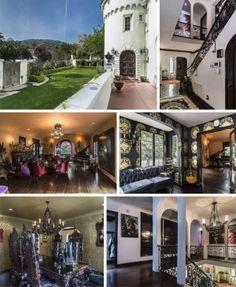 Kat Von D $2 Million Hollywood hills house