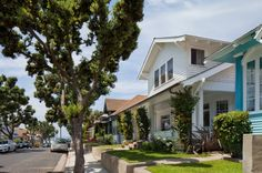 A Santa Monica bungalow says goodbye to gloominess and hello to a bright new look that mixes modern and traditional