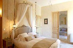 Bedroom in Beiges