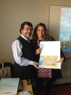 Felicitaciones Valezka Ortiz!!!