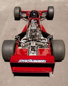 1979 Gurney Eagle Indy Car