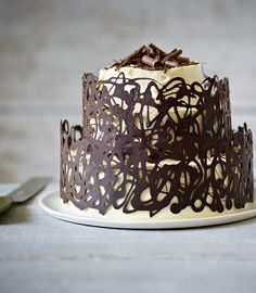 Mary Berry's very own showstopper chocolate fudge cake