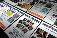 NORTH AYRSHIRE BANNERS. Printed out banners for the 50th Anniversary celebrations for the Enable Scotland North Ayrshire Community Group from 1964 - 2014.