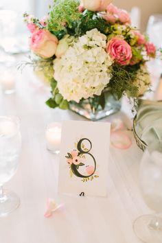 Centerpieces #wedding #centerpieces Flower Centerpieces, Table Centerpieces, Wedding Centerpieces, Wedding Decorations, Table Decorations, Wedding Blog, Wedding Styles, Wedding Table Settings, Summer Garden