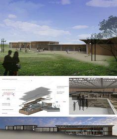 MSD M.Arch S2/16 - Jing Yawen. Studio Thesis 05 - Erdaojingzi Archaeological Site Museum. Tutor: Qing Hua.